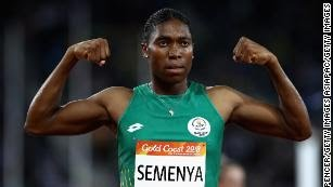 Caster Semenya's fate isn't about running. It's about human rights