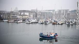 A recent view of Plymouth harbour, near where the crimes occurred.