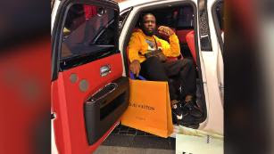 The man known as Hushpuppi told his 2.4 million Instagram followers that he is in real estate.