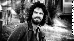 The singer died Saturday in his Arlington, Texas, home, his publicist said.
