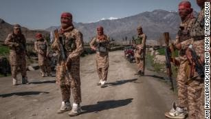 UN sounds alarm over Taliban threat and Al Queda
